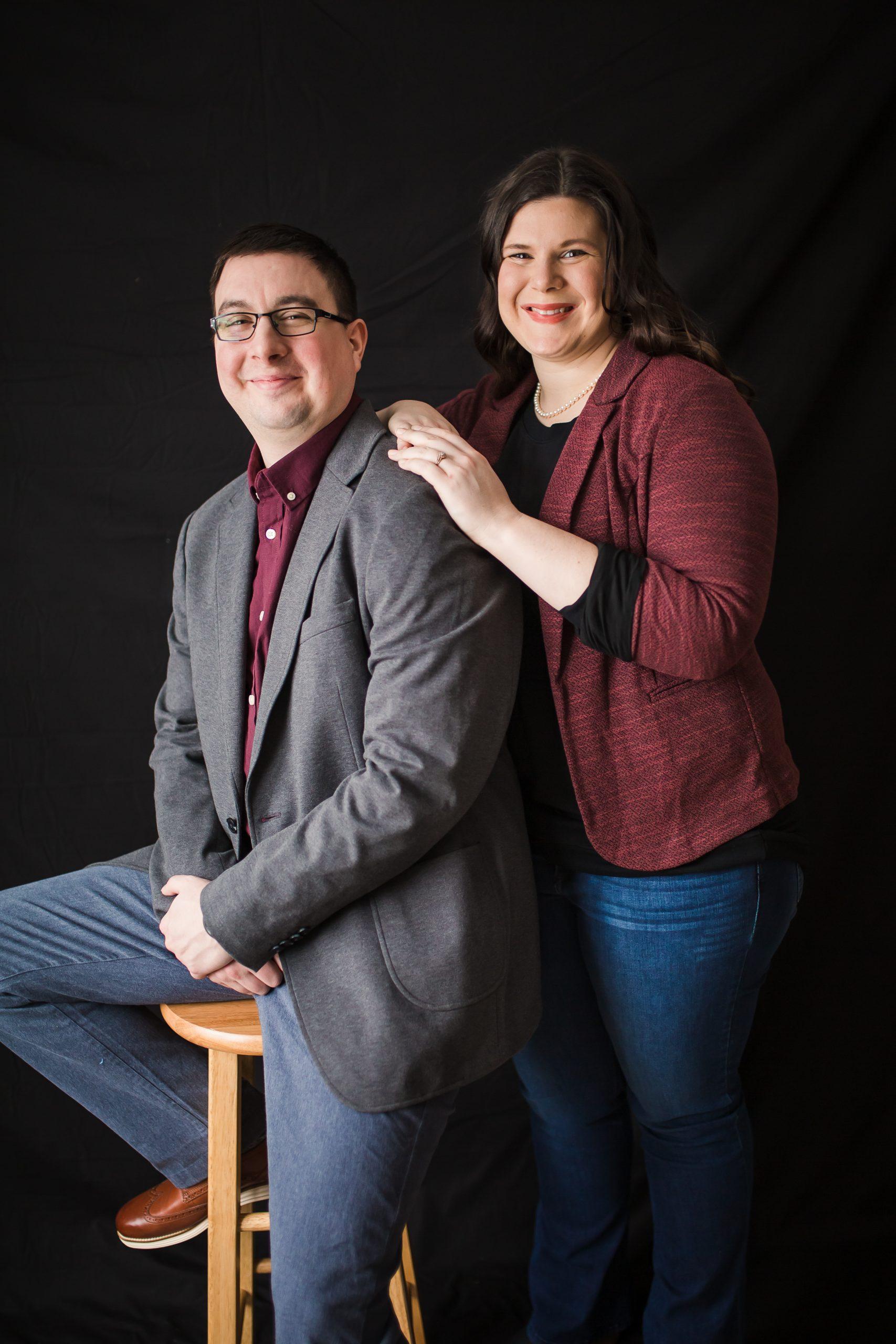 Adam Nicole Farrington Northern Wisconsin IT Consulting