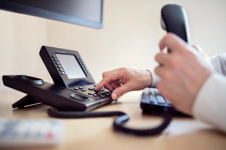 Desk phone office solutions